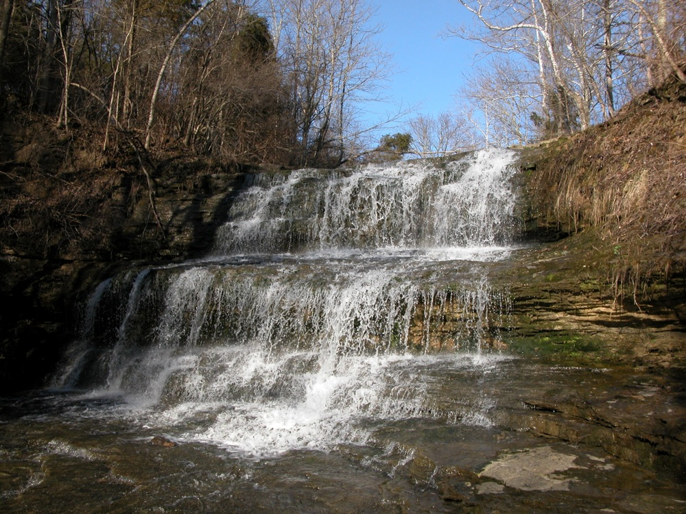 How Many Miles From >> Fallsville Falls