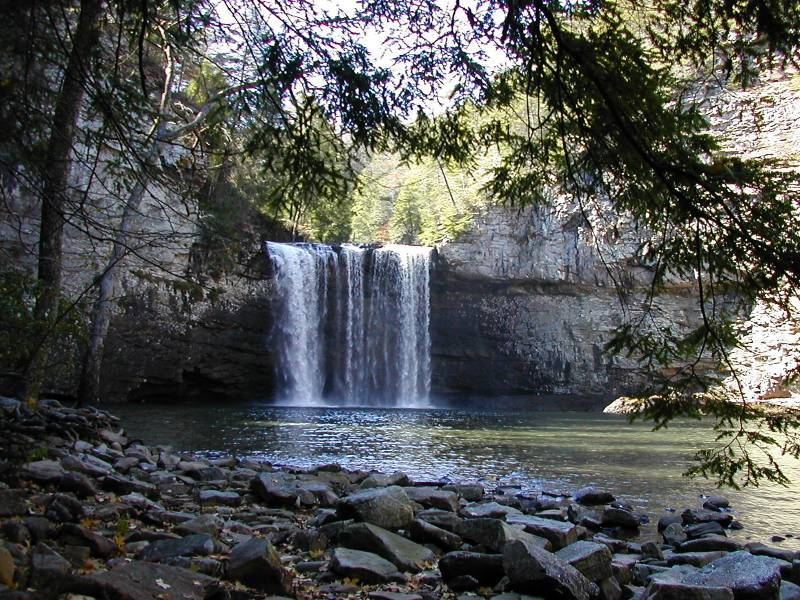 How Much Is A Mile >> Cane Creek Falls