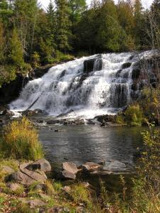 Bond Falls in Michigan's U.P.
