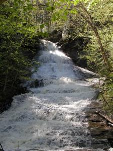 The Base of Chapel Falls