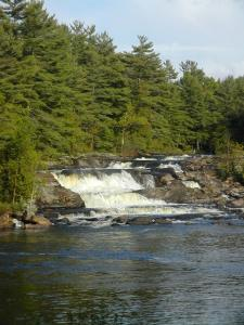 Wilson Falls on the Muskoka River