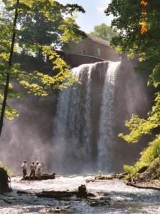 Decew Falls and the Morningstar Mill