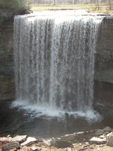 Indian Falls, near Owen Sound Ontario
