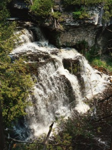 Jones Falls, in Ontario