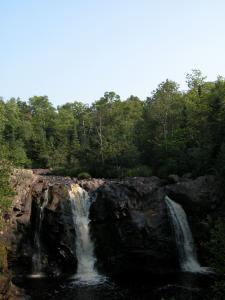 Wisconsin's Little Manitou Falls
